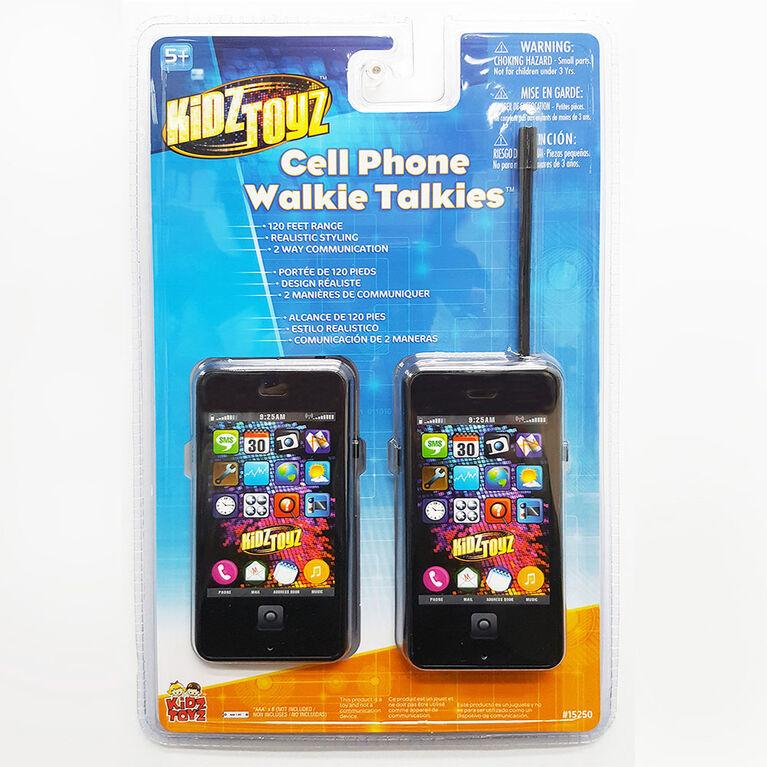 Kidz Cell Phone Walkie Talkies