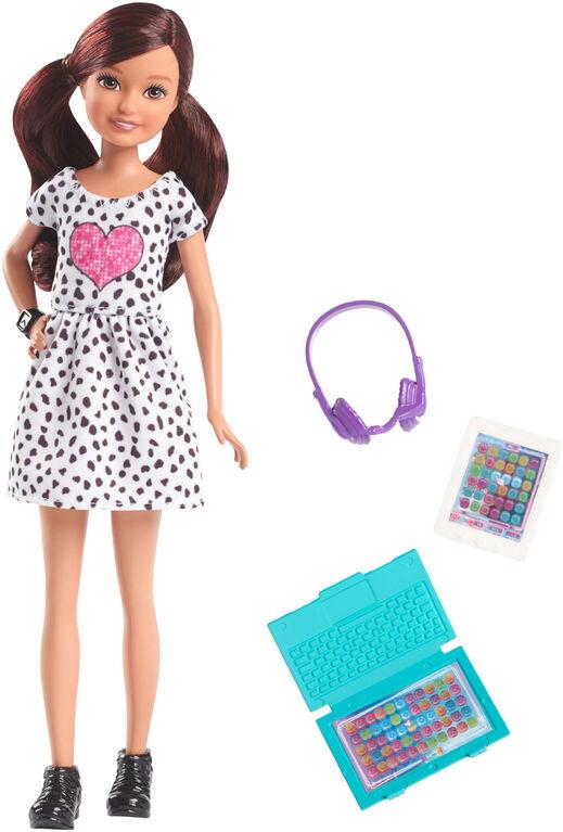 Barbie Team Stacie Gaming Doll. - R Exclusive