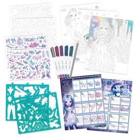 Nebulous Stars - Iceana's Creative Sketchbook