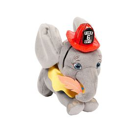 Dumbo Live Action Small Plush - Dumbo Fireman