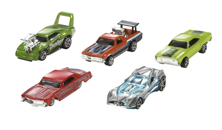 Hot Wheels - 10 Car Pack - Styles May Vary