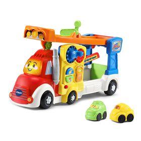 VTech Go! Go! Smart Wheels Big Rig Car Carrier - English Edition