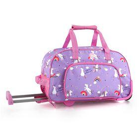 Heys Kids Rolling Duffel Bag - Unicorn