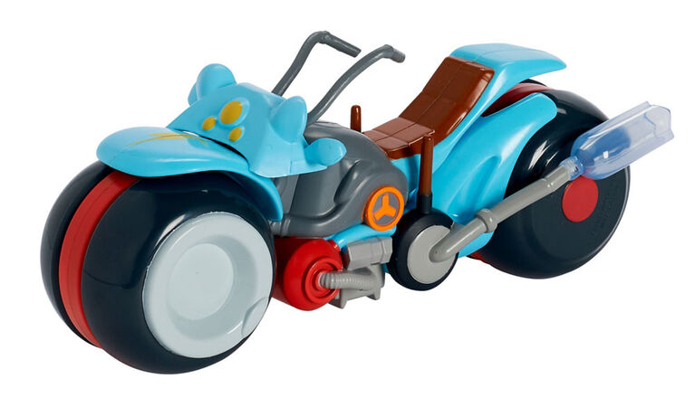 44 Cats Vehicle with 3'' Figure - Lampo