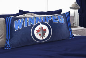 NHL Body Pillow - Winnipeg Jets