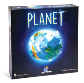 Planet - Édition anglaise