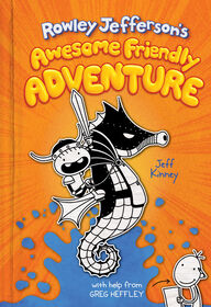 Rowley Jefferson's Awesome Friendly Adventure - Édition anglaise
