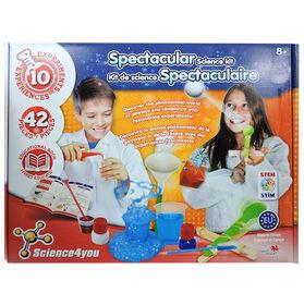 Science4you - Kit de Science Spectaculaire