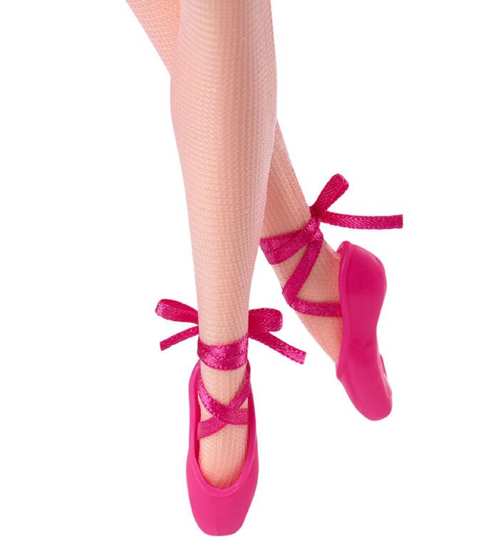 Barbie Ballet Wishes Doll - English Edition