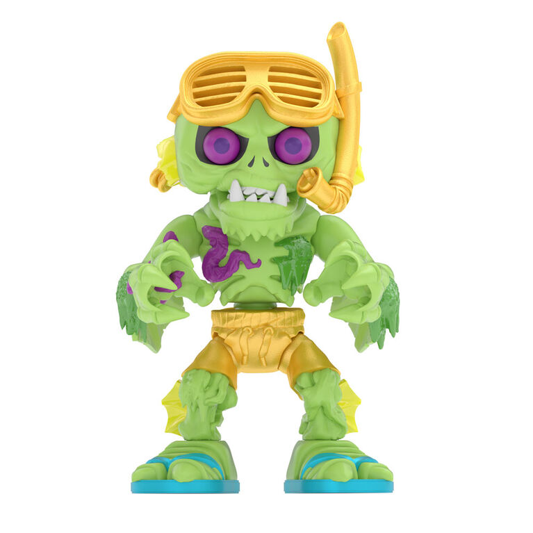 Treasure X S7 Mp --Monster Gold Monster Coffin