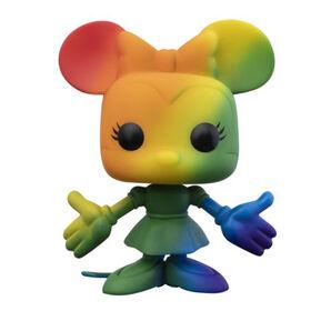 Funko POP! Disney: Pride - Mini Mouse (Rainbow) - R Exclusive