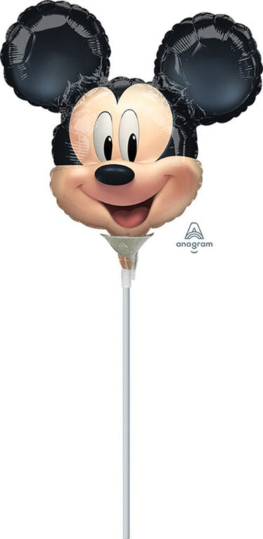 Mickey Mouse Mini Shape Air-Filled Balloon