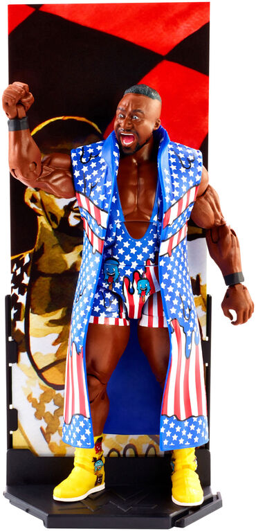 WWE Elite Collection Big E Figure