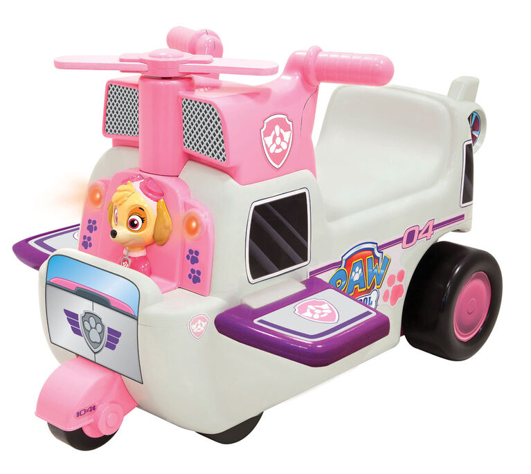 Paw Patrol Skye Flying Helicopter Ride-On - Exclusive - R Exclusive