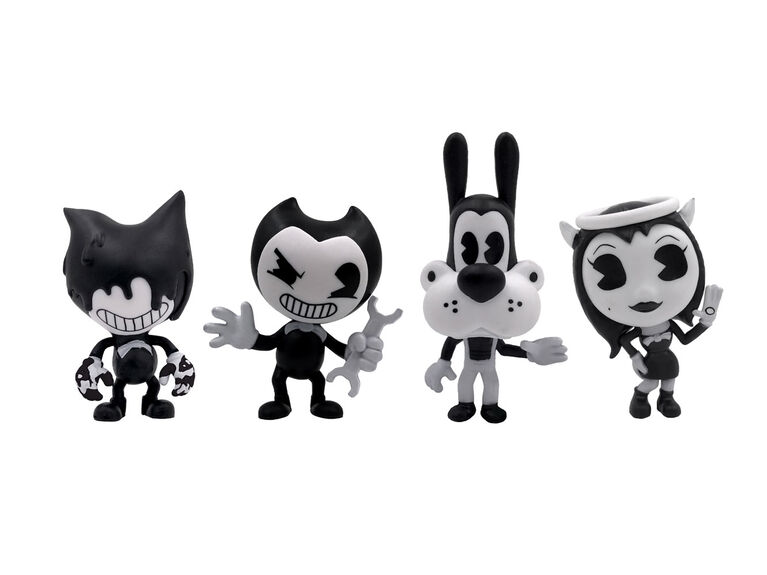 Bendy and the Ink Machine Collectible 4 Pack