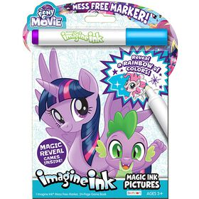 My Little Pony Imagine Ink Pictures