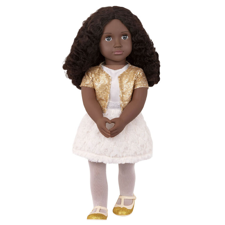 Our Generation, Haven, 18-inch Holiday Doll