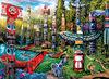Eurographics Totem Dreams Oversize 500 PC Puzzle