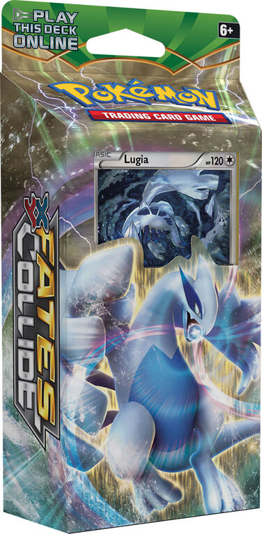 "Pokemon XY10 ""Fates Collide"" Theme Deck"