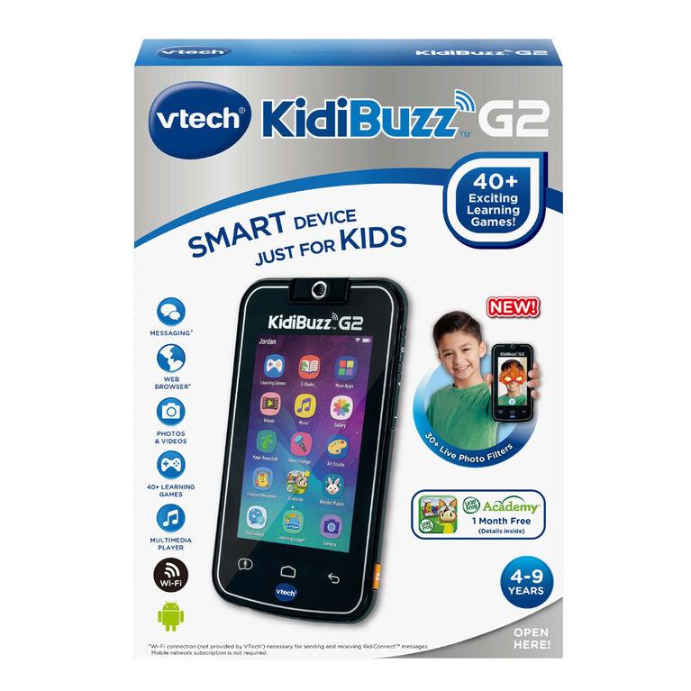 VTech KidiBuzz G2 - Black - English Edition