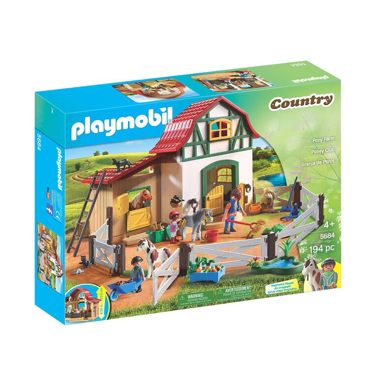 Playmobil - Pony Farm (5684)