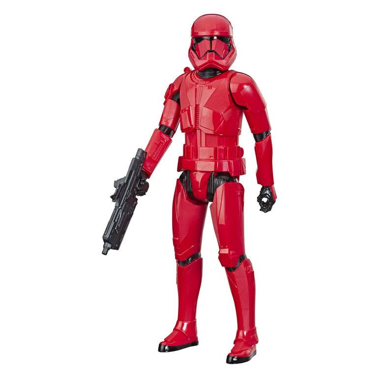 Star WarsSérie Les Héros: L'ascension de Skywalker, figurine de Sith Trooper de 30cm