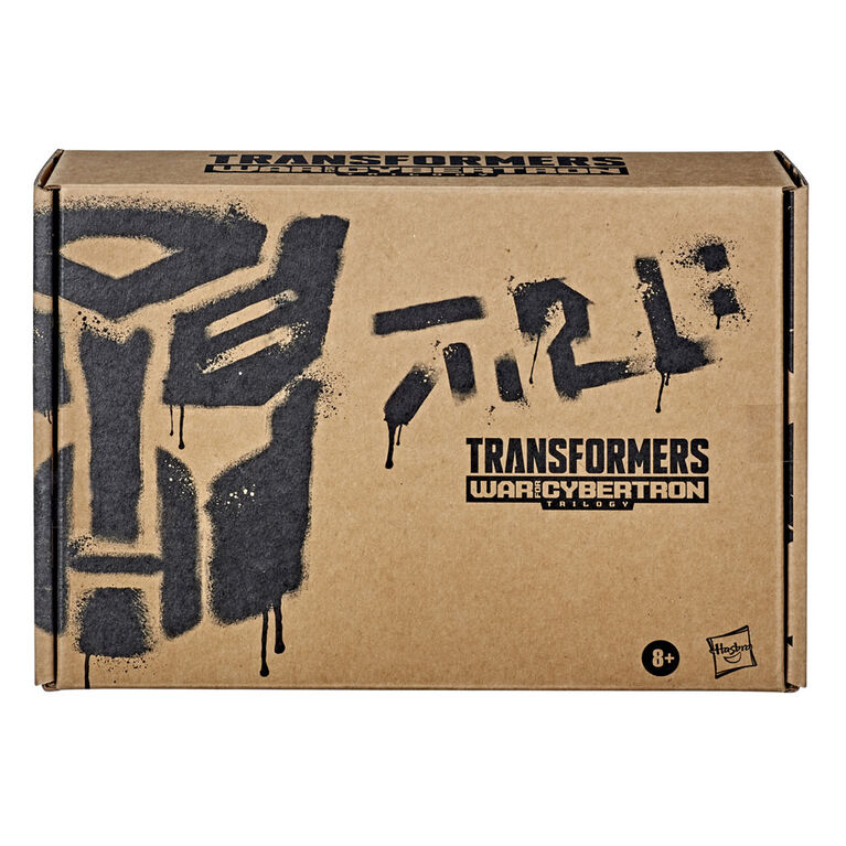 Transformers Generations Selects, WFC-GS12 Greasepit de collection, War for Cybertron, classe Deluxe, 14 cm - Notre exclusivité
