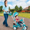 Little Tikes Perfect Fit 4-in-1 Trike - Teal