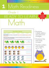 Grade 1 - Ready To Learn Math - English Edition