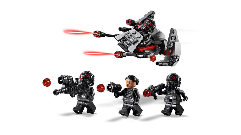 LEGO Star Wars Inferno Squad Battle Pack 75226