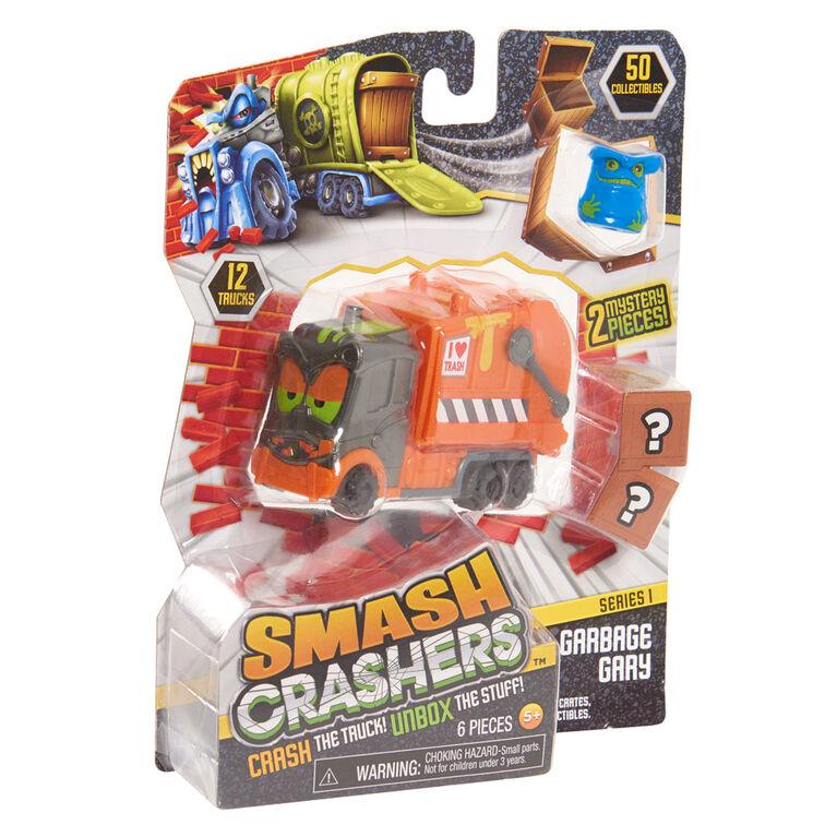 Smash Crashers Garbage Gary