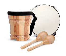 First Act Discovery Percussion Pack - R Exclusive - styles may vary