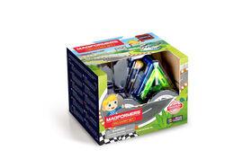 Magformers - Coffret Rally Kart de 8 pièces