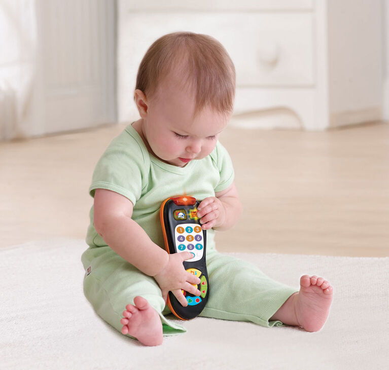 Vtech - Click & Count Remote - English Edition