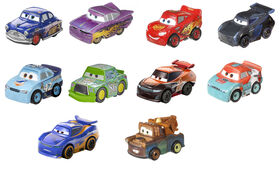Disney/Pixar Cars Mini Racers Racer Series 10-Pack.