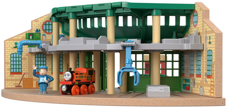 Thomas & Friends Wood Tidmouth Sheds