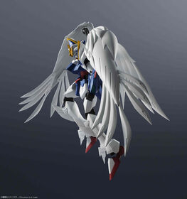 Tamashii Nations - Wing Gundam Zero-Bandai Gundam Uni. - Édition anglaise