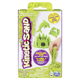 Kinetic Sand - 8 oz (227 g) de sable vert
