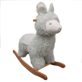 Kids Preferred Llama Rocker