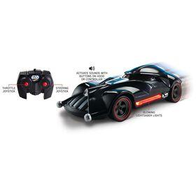 Hot Wheels Star Wars Darth Vader R/C Vehicle - English Edition