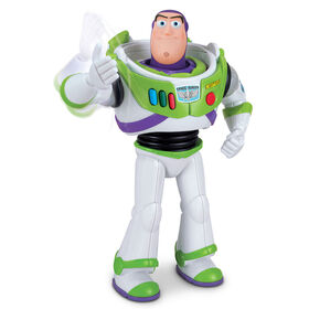 Toy Story 4 Buzz Lightyear With Karate Chop Action