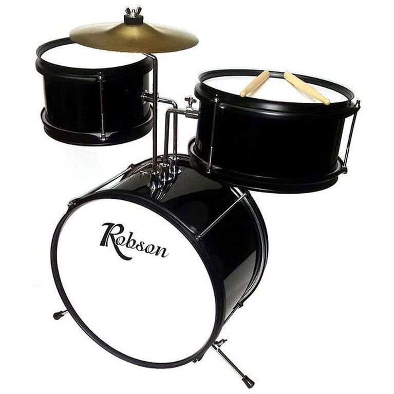 Robson 3 Piece Junior Drum Kit