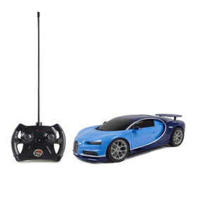 Fast Lane RC - 27MHz 1:16 RC Exotics - Blue Bugatti