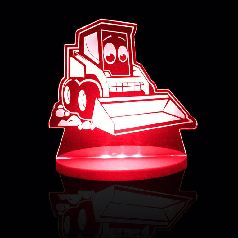 Lumière de nuit Tulio Dream Light Inserts - Excavateur