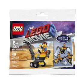 LEGO Movie 2 Mini Master-Building Emmet 30529
