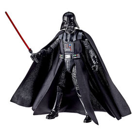Star Wars The Black Series Darth Vader 6-Inch - 40th Anniversary Collectible Figure