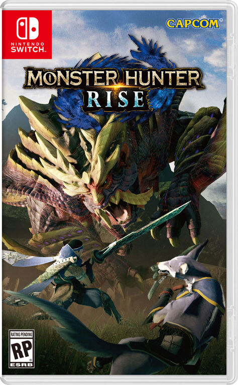 Switch - Monster Hunter Rise