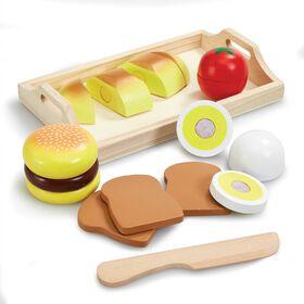 Woodlets - Ensemble de sandwich - Notre exclusivité