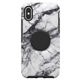 Otterbox Otter + Pop Symmetry iPhone XS/X White