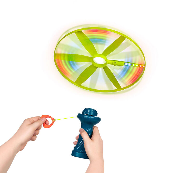 Skyrocopter Disc-Oh Flyers lumineux, B. Toys